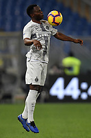 Kwadwo Asamoah of Internazionale in action during the Serie A 2018/2019 football match between AS Roma and FC Internazionale at stadio Olimpico, Roma, December, 2, 2018 <br />  Foto Andrea Staccioli / Insidefoto
