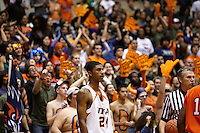 SAN ANTONIO , TX - FEBRUARY 20, 2010: The Sam Houston State University Bearkats vs. The University of Texas At San Antonio Roadrunners Men's Basketball at the UTSA Convocation Center. (Photo by Jeff Huehn)