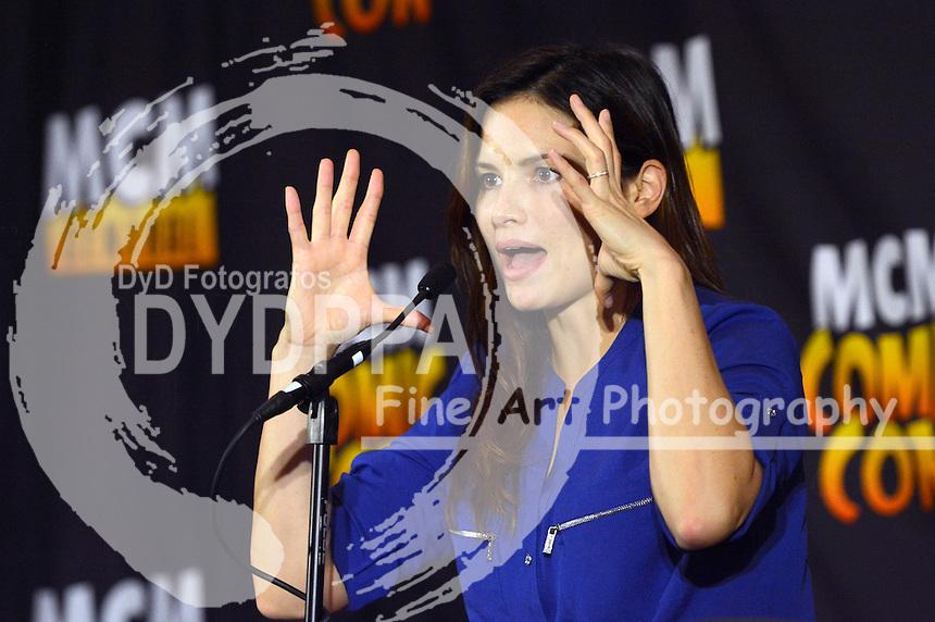 Katrina Law auf der MCM Hannover Comic Con in der Messehalle 2. Hannover, 04.06.2016