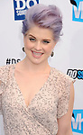 SANTA MONICA, CA - AUGUST 19: Kelly Osbourne arrives at the 2012 Do Something Awards at Barker Hangar on August 19, 2012 in Santa Monica, California.