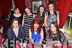 Janice McAuliffe, Gallowfield Tralee celebrating a birthday with friends at Cassidys on Saturday Pauline Moriaty, Janice McAuliffe, Gallowfield Tralee, Julie Fitzpatrick, Annette Hurley, Rachel Hennessy, Bethany Hennessy and Shanon  Donnolly