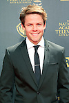 BURBANK - APR 26: Lachlan Buchanan at the 42nd Daytime Emmy Awards Gala at Warner Bros. Studio on April 26, 2015 in Burbank, California
