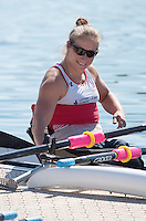 Caversham, Reading, . United Kingdom.   GBR ASW1X, Rachel MORRIS,  Boating, GBRowing team, Media day for Paralympic  Team  to compete at the  2016 Rio Games.   Tuesday  19/07/2016,         [Mandatory Credit Peter Spurrier/Intersport Images]