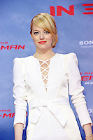 Emma Stone (wearing an Andrew Gn dress) attending the Germany premiere of the movie The Amazing Spider-Man at CineStar Sony Center in Berlin. Berlin, 20.06.2012...Credit: Timm/face to face /MediaPunch Inc. ***Online Only for USA Weekly Print Magazines*** NORTEPOTO.COM<br />