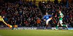 05.02.2020 Rangers v Hibs: Ianis Hagi scores for Rangers