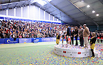 TENIS, BEOGRAD, 22. Feb. 2010. -  Srpski teniser Viktor Troicki osvojio je MTS Open 2009. savladavsi u finalu Slovaka Dominika Hrbatija sa 2:0, po setovima 6:4, 6:2. Foto: Nenad Negovanovic