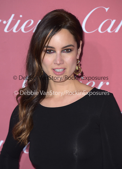 Bérénice Marlohe attends The The 26th Annual Palm Springs International Film Festival in Palm Springs, California on January 03,2015                                                                               © 2014 Hollywood Press Agency