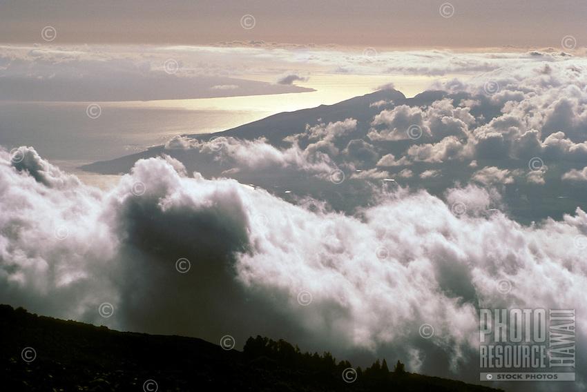 View from Haleakala