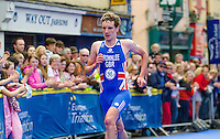 04 JUL 2010 - ATHLONE, IRL - Alistair Brownlee (GBR) - European Elite Mens Triathlon Championships (PHOTO (C) NIGEL FARROW)