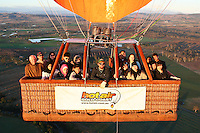 20120705 July 05 Hot Air Balloon Gold Coast