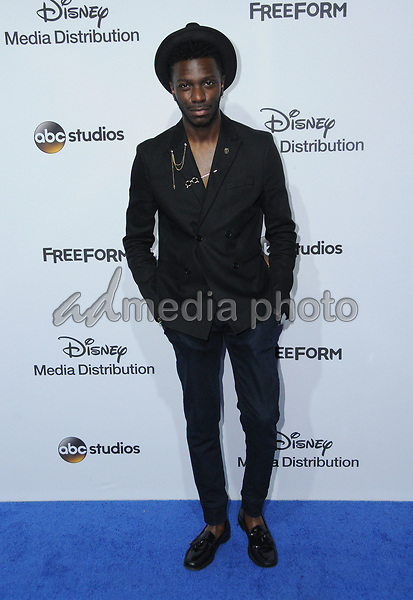 21 May 2017 - Burbank, California - Bernard David Jones. ABC Studios and Freeform International Upfronts held at The Walt Disney Studios Lot in Burbank. Photo Credit: Birdie Thompson/AdMedia