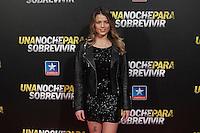 Alyson Rae Eckmann attends Run All Night `Una noche para sobrevivir´ film premiere in Madrid, Spain. March 24, 2015. (ALTERPHOTOS/Victor Blanco) /NORTEphoto.com