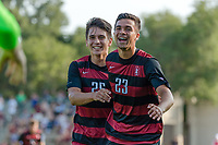 Stanford Soccer M vs CSUN, August 18, 2018