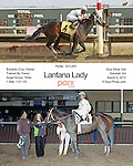 Parx Racing Win Photos 03-2012