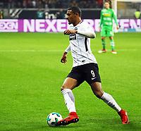 Sebastien Haller (Eintracht Frankfurt) - 26.01.2018: Eintracht Frankfurt vs. Borussia Moenchengladbach, Commerzbank Arena