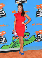 Rosa Blasi at Nickelodeon's 2018 Kids' Choice Awards at The Forum, Los Angeles, USA 24 March 2018<br /> Picture: Paul Smith/Featureflash/SilverHub 0208 004 5359 sales@silverhubmedia.com