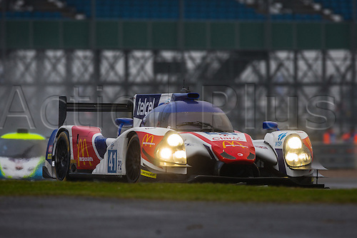 h #41 Memo Rojas (MEX) / Julien Canal (FRA) / Jakub Giermaziak (POL) driving the GREAVES MOTORSPORT Ligier JS P2 - Nissan LMP2 car.