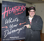 Director Andy Fickman attends the Meet & Greet the stars and creative team of 'Heathers The Musical' on February 19, 2014 at The Snapple Theatre Center in New York City.