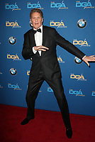 BEVERLY HILLS, CA - FEBRUARY 3: David Hasselhoff at the 70th Annual Directors Guild of America Awards (DGA, DGAs), at The Beverly Hilton Hotel in Beverly Hills, California on February 3, 2018.  <br /> CAP/MPI/FS<br /> &copy;FS/Capital Pictures
