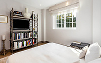 BNPS.co.uk (01202 558833)<br /> Pic: Savills/BNPS<br /> <br /> The apartment comes with 3 bedrooms and bathrooms.<br /> <br /> Gimme Shelter ? - Who's Next for this Putney property with a fascinating rock n roll back story.<br /> <br /> An opulent luxury apartment inside a former church hall that hosted the Rolling Stones and The Who has emerged for sale for nearly £2million.<br /> <br /> Hotham Hall in Putney, South West London, dates back to 1913 and was a venue for both bands on the 22nd December 1963 when The Detours, an early incarnation of The Who, supported the Rolling Stones.<br /> <br /> It's even claimed Pete Townshend first created his signature windmilling guitar style here after watching Keith Richards warming up back stage.<br /> <br /> The former hall to St Mary's church also hosted speeches from Winston Churchill in 1933 and Anthony Eden in 1934.<br /> <br /> It has now been converted into luxury apartments being sold off by up-market estate agents Savills with a whopping £2 million asking price.