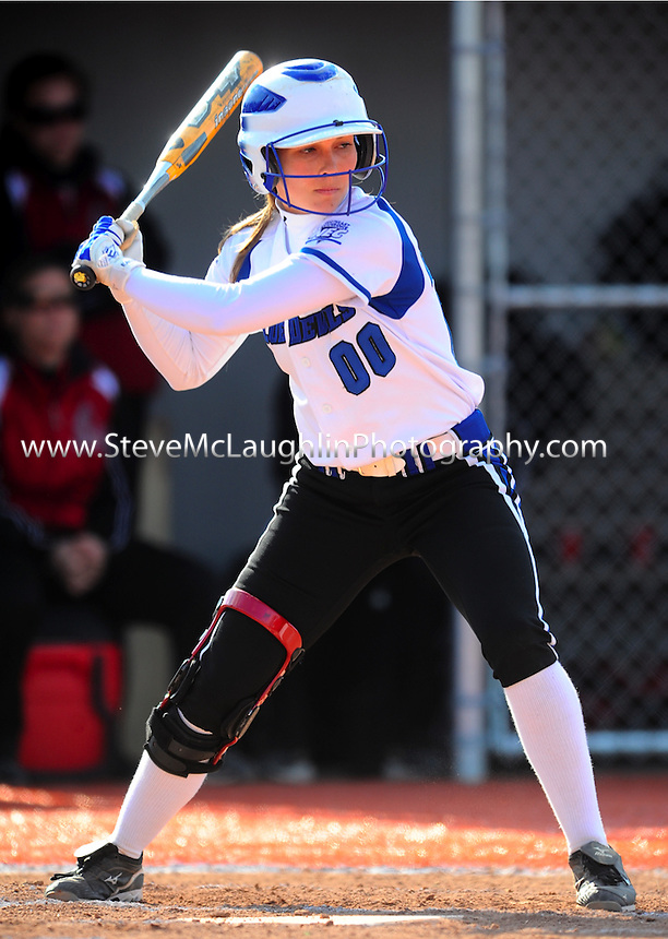 CCSU takes a pair of games from instate rival Hartford Thursday afternoon in New Britain.
