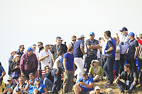Phil Mickelson (Team USA) on the 7th during the Friday Foursomes at the Ryder Cup, Le Golf National, Ile-de-France, France. 28/09/2018.<br /> Picture Thos Caffrey / Golffile.ie<br /> <br /> All photo usage must carry mandatory copyright credit (© Golffile | Thos Caffrey)