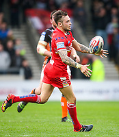 Picture by Alex Whitehead/SWpix.com - 19/03/2017 - Rugby League - Betfred Super League - Salford Red Devils v Castleford Tigers - AJ Bell Stadium, Salford, England - Salford's Gareth O'Brien.