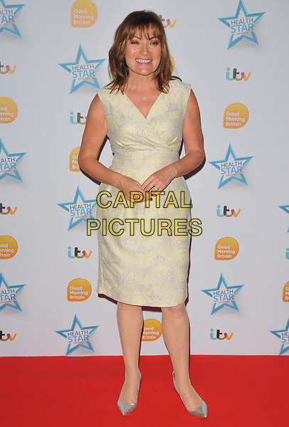 Lorraine Kelly at the Good Morning Britain's Health Star Awards 2017, Rosewood London Hotel, High Holborn, London, England, UK, on Monday 24 April 2017.<br /> CAP/CAN<br /> &copy;CAN/Capital Pictures