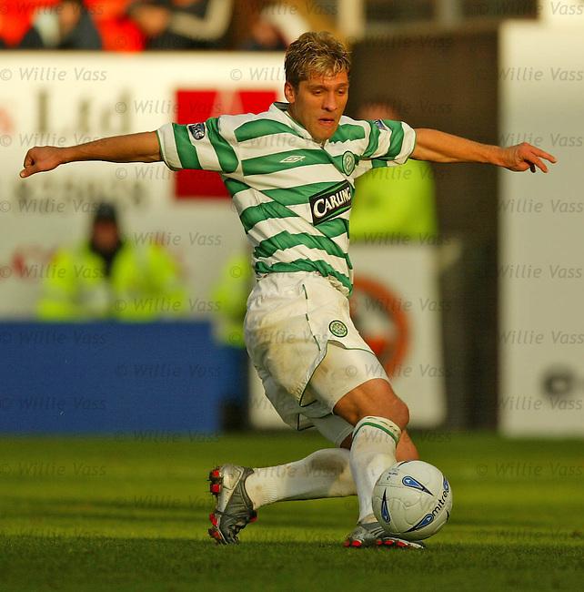 Stillian Petrov, Celtic.pic willie vass