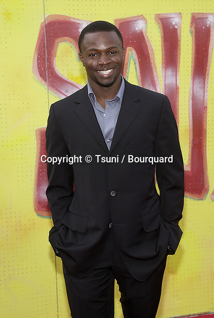 Sean Patrick Thomas at the arrival of the 7th Annual Soul Train, Lady of Soul Awards at the Santa Monica Auditorium in Los Angeles. August 28, 2001 © Tsuni          -            ThomasSeanPatrick01.jpg
