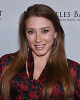 April 11, 2019 - Beverly Hills, California - Alexandra Vino. Los Angeles Ballet Gala 2019 held at The Beverly Hilton Hotel. <br /> CAP/ADM/BB<br /> ©BB/ADM/Capital Pictures
