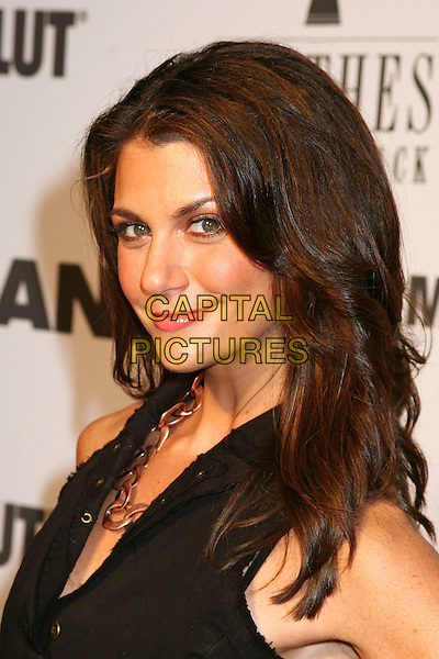 """SAMANTHA HARRIS.At Jane Magazine's """"Go Naked"""" Party, .Beverly Hills, Los Angeles, California, .USA, 20 July 2006..portrait headshot.Ref: ADM/BP.www.capitalpictures.com.sales@capitalpictures.com.©Byron Purvis/AdMedia/Capital Pictures."""