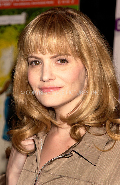 WWW.ACEPIXS.COM . . . . . ....NEW YORK, APRIL 5, 2005....Jennifer Jason Leigh at the 'Palindromes' premiere held at the Chelsea West Theater.....Please byline: KRISTIN CALLAHAN - ACE PICTURES.. . . . . . ..Ace Pictures, Inc:  ..Craig Ashby (212) 243-8787..e-mail: picturedesk@acepixs.com..web: http://www.acepixs.com