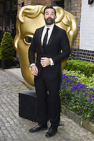 Rob Delaney<br /> arrives for the BAFTA TV Craft Awards 2016 at the Brewery, Barbican, London<br /> <br /> <br /> &copy;Ash Knotek  D3109 24/04/2016