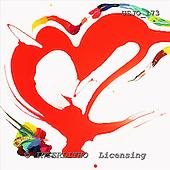 Marie, MODERN, MODERNO, paintings+++++,USJO173,#N# Joan Marie abstract heart