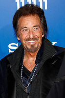 "LOS ANGELES - NOV 6:  Al Pacino at the ""Jack and Jill"" Premiere at the Village Theater on November 6, 2011 in Westwood, CA"