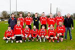 Mastergeeha Fc B at Denny Div 2 'A' Mitchels Avenue  v   Mastergeeha Fc B at Mounthawk Park on Sunday