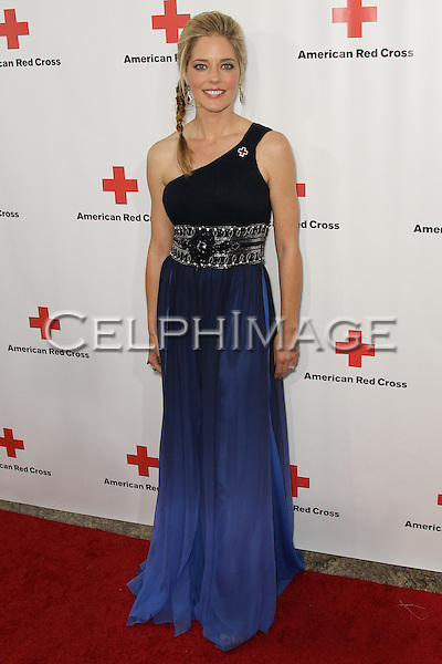 """CHRISTINA MOORE. Red carpet arrivals to the annual """"Red Tie Affair,"""" benefitting the American Red Cross of Santa Monica, and honoring the humanitarian spirit of those who have shown courage, unselfish character and whose work has saved lives. At the Fairmont Miramar. Santa Monica, CA, USA. April 17, 2010."""