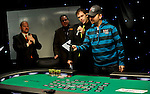 Team Pokerstars.net Pro Daniel Negreanu picks his seat draw.