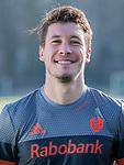 UTRECHT - Arjen Lodewijks, in away / uit shirt , speler Nederlands Hockey Team heren. COPYRIGHT KOEN SUYK