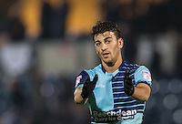 Double goalscorer Scott Kashket of Wycombe Wanderers during the Sky Bet League 2 match between Wycombe Wanderers and Hartlepool United at Adams Park, High Wycombe, England on 26 November 2016. Photo by Andy Rowland / PRiME Media Images.