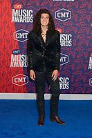 05 June 2019 - Nashville, Tennessee - Cade Foehner. 2019 CMT Music Awards held at Bridgestone Arena. <br /> CAP/ADM/DMF<br /> ©DMF/ADM/Capital Pictures
