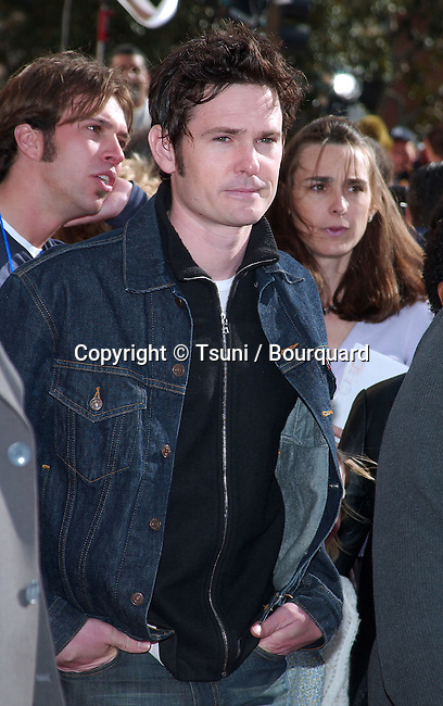Henry Thomas arriving at the 20th anniversary of the premiere of E.T. The Extra Terrestrial at the Shrine Auditorium in Los Angeles. March 16, 2002.           -            ThomasHenry01.jpg