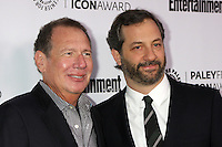 Garry Shandling, Judd Apatow<br />