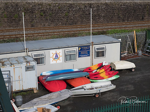 Cove Sailing Club Headquarters