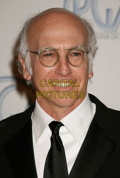 LARRY DAVID.2007 Producers Guild Awards held at the Hyatt Regency Century Plaza Hotel, Century City, California, USA, .20 January 2007..portrait headshot glasses.CAP/ADM/RE.©Russ Elliot/AdMedia/Capital Pictures.