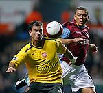140307 Aston Villa v Arsenal