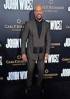 Common at the premiere of &quot;John Wick Chapter Two&quot; at the Arclight Theatre, Hollywood. <br /> Los Angeles, USA 30th January  2017<br /> Picture: Paul Smith/Featureflash/SilverHub 0208 004 5359 sales@silverhubmedia.com