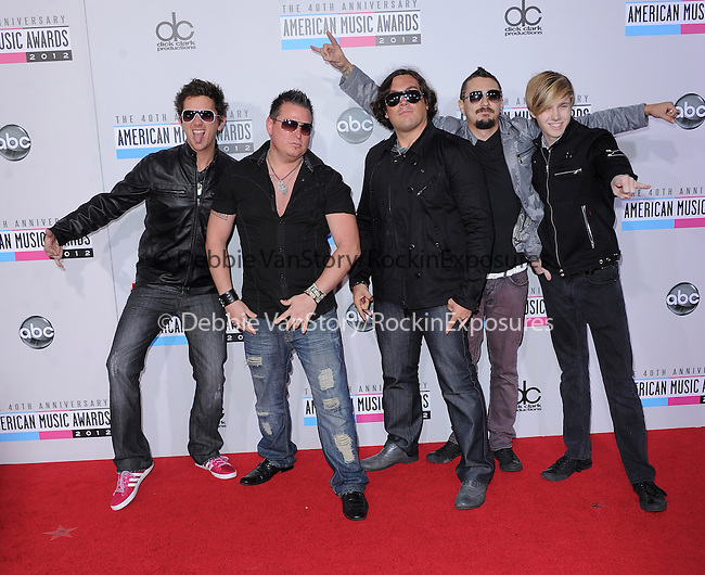 The Farthest Edge at The 2011 MTV Video Music Awards held at Staples Center in Los Angeles, California on September 06,2012                                                                   Copyright 2012  DVS / Hollywood Press Agency