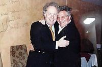 FILE PHOTO : Tony Accurso and Jean Charest